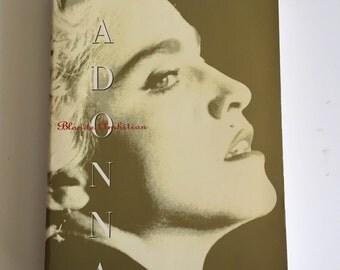 Madonna : Blonde Ambition by Mark Bego (1992, Paperback)