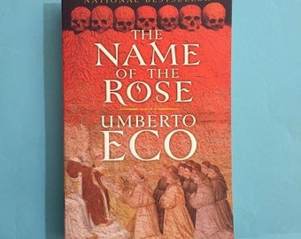 The Name of The Rose by Umberto Eco (1994 Paperback)