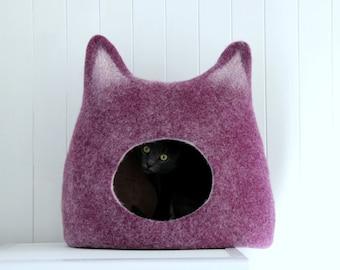 Modern Cat House modern cat furniture | etsy