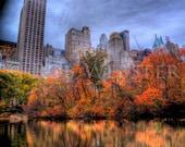 Central Park 5x7 Custom