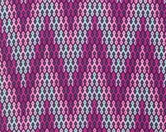 Chipper - Wanderer in Raspberry - Tula Pink for Free Spirit Fabrics - PWTP083.RASP - 1/2 yard