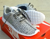 Custom Hand Painted Adidas Yeezy Boost 350 - Nike Roshe