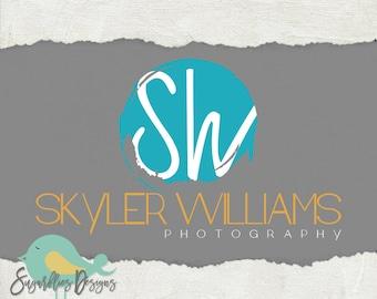 Photography Logos and Business Logos Circle Watermark 58