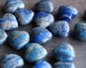 Lapis Lazuli Shaped Heart #H23