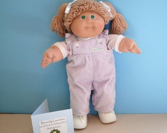 On Sale Cabbage Patch Kid