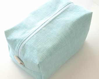 Makeup Bag  - Cosmetic Pouch - Bridesmaid Gifts - Wet Bag - Waterproof Bag