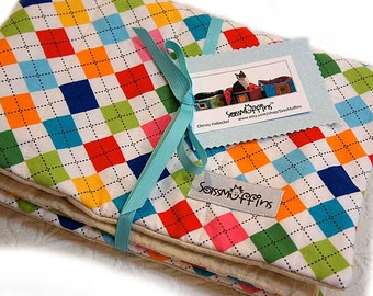 Crate Mat, CUSTOM, Large 37 by 28 Mat, Slip-proof Waterproof Base, Gift Ready, Dog, Cat, Couture, Travel, Washable
