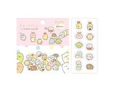 Diary Scrapbook Sticker Label Pack Japan San-X Sumikko Gurashi Set B