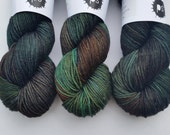Muir Woods on Skeinny Dipping Journey Worsted, 100% superwash merino wool, worsted weight