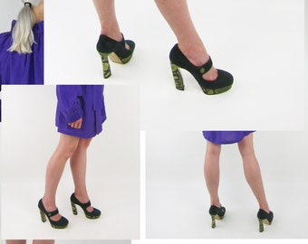 RICCARDO BANFI Italian Designer Hand Made Shoes