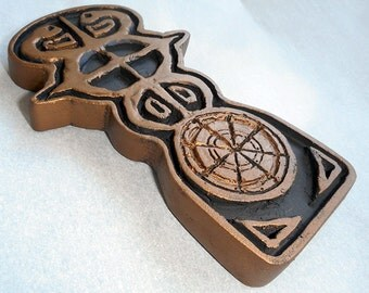 Supernatural Key to OZ *DOUBLE SIDED*