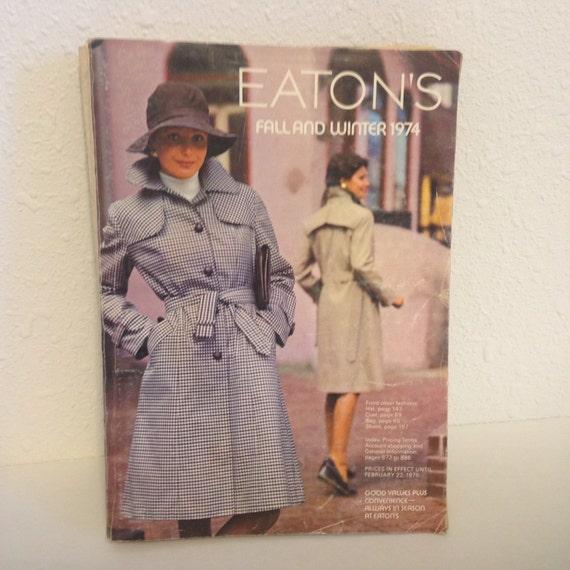 Vintage Fashion Catalog 42