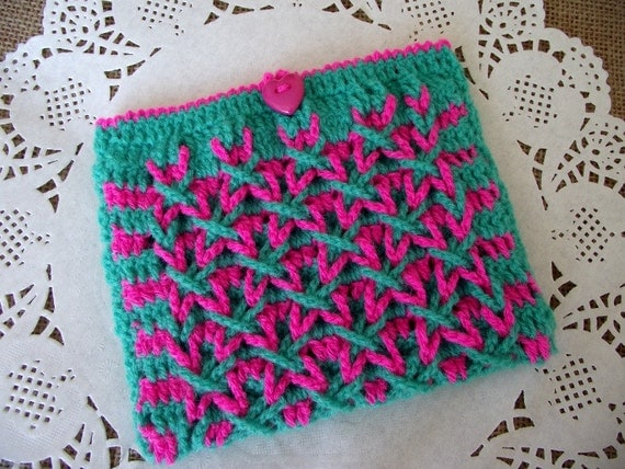 Crochet Cosmetic Bag Pattern : CROCHET PATTERN BAG Fiona Purse Bag crochet by LiliaCraftParty