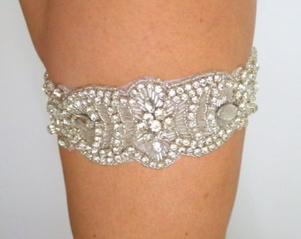 SALE Bride to Be Leg Garter