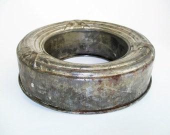Vintage Kreamer #62 Mold Bundt Pan Jello Pudding Cake Metal Mold