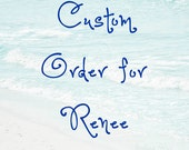 Custom Order for Renee -- Six Beach Photography Prints