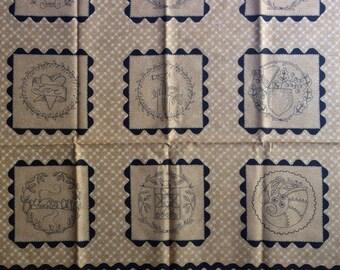 Full Circle Moda Fabric Panel
