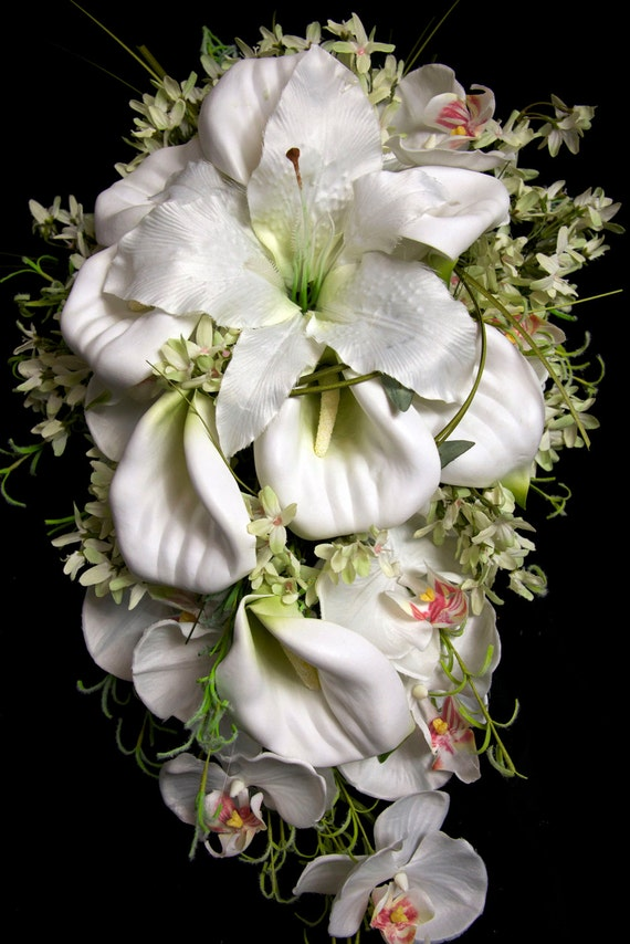 Casablanca Brides Bouquet 32