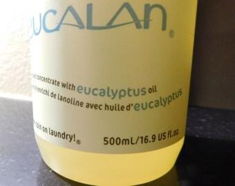 Eucalytus Eucalan Fabric Wash