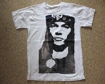 Art Rock Heavy Metal Rock Grunge Band T-shirt M L size ?