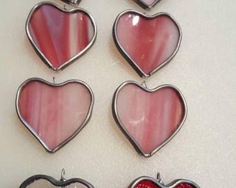 Window  screen hearts