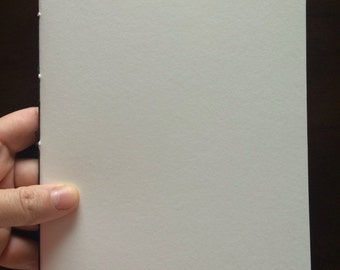 Blank Cover Notebook -1