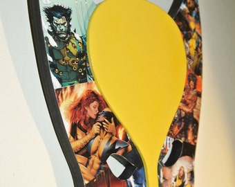 Wolverine Wall Plaque (made to order)