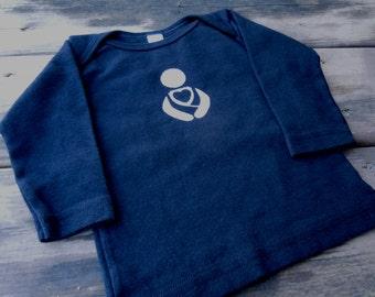 Babywearing Love Lap Tee Shirt