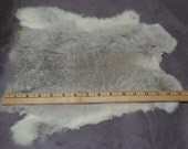 Nice Large Rabbit Skin Pelt for Your Craft Project