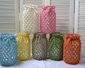 Custom Order Four Pint Mason Jar Covers