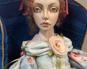 OOAK Art Doll JANE