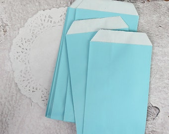 Light blue small bags (20)
