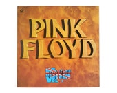 1973 Pink FLoyd LP Record Master of Rock Psychedelic Music  C 054-04 299 1st German Pressing