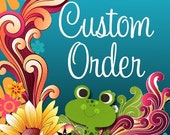 Custom Order for Karrie