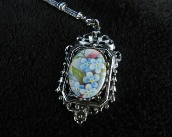 Pendant: Porcelain Jewelry