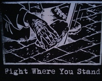 Fight Where You Stand Patch