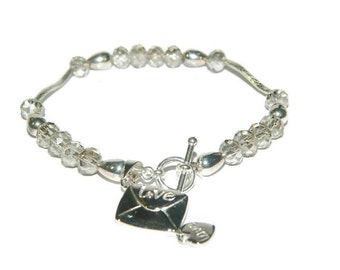 Jewelry On Sale, Sterling Silver Bracelet, Simple Bracelet