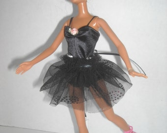 Barbie Ballerina Outfit & Accessories