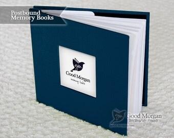 Baby Memory Book - Navy