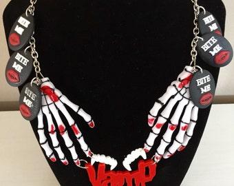 Vamp Necklace