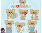 2015 Sew Adorable Clip art  Clipart Graphics  Commercial Use