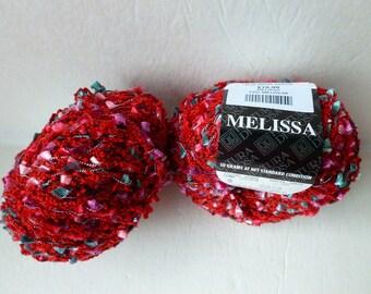 Yarn Sale  -  Ruby  Melissa by Filatura D iCrosa