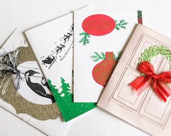 Flying wreath etsy for 106 door cards