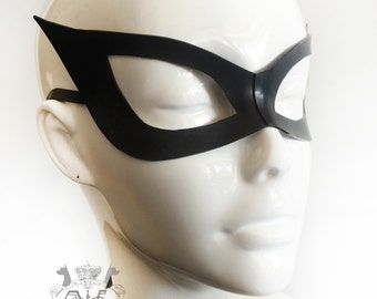Sexy Latex Masquerade Face Mask Halloween By Vex Latex