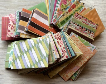 Gift Card Envelopes - Coin envelopes, assortment mix of colors and patterns pack of 10