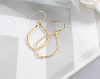 The Jolie Earrings - Gold