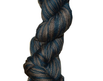 Ravenclaw Self Striping Yarn- Dyed To Order