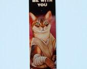 Rey Cat Metal Bookmark