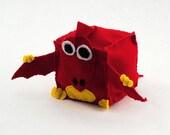 Pterodactyl Soft Animal Block