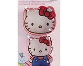 Hello Kitty Cookie Cutters 2pc